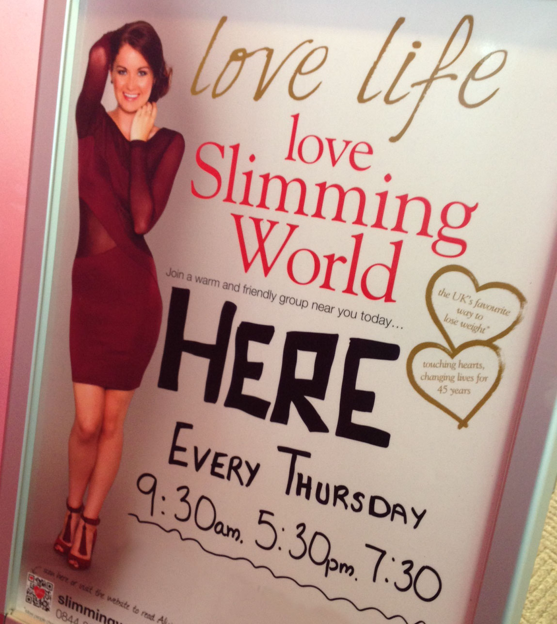 Slimming world at the madeley centre the madeley centre The slimming world
