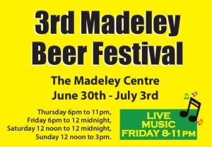 Madeley Beer Festival